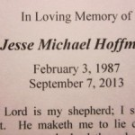 Jesse Michael Hoffman never gave up on anyone