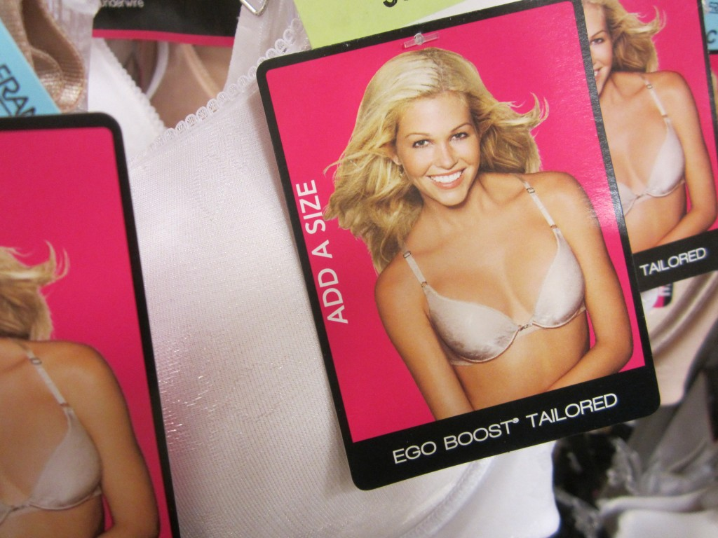 Boost your Ego with a Ego Booster Bra!