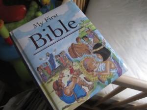 Elijah's Bible