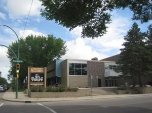 Mpunt Royal Collegiate, Saskatoon, Saskatchewan
