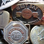 Winning A Belt Buckle