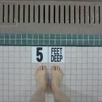 Fighting Fear In Five Feet of Water