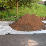 A Load Of Mulch From A Friend