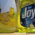It is time for a new bottle of Joy