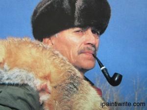 William Fernuik, my father.