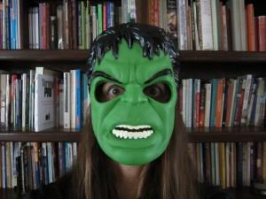 Become The Incredible Hulk of self-discipline