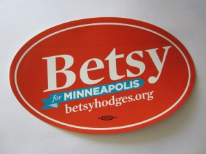 Betsy Hodges for Mayor