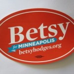 Why you should vote for Betsy Hodges for Mayor of Minneapolis