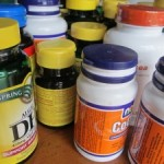 It is time to organize my vitamins and delay finishing – again
