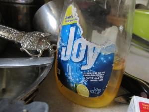A bottle of joy.