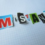 6 things to do when you make a mistake