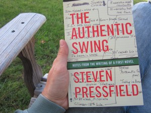 The Authentic Swing by Steven Pressfileld
