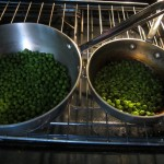 5 steps to never burn a pan of green peas again