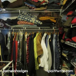 6 steps to clean out your closet and live with only what is essential